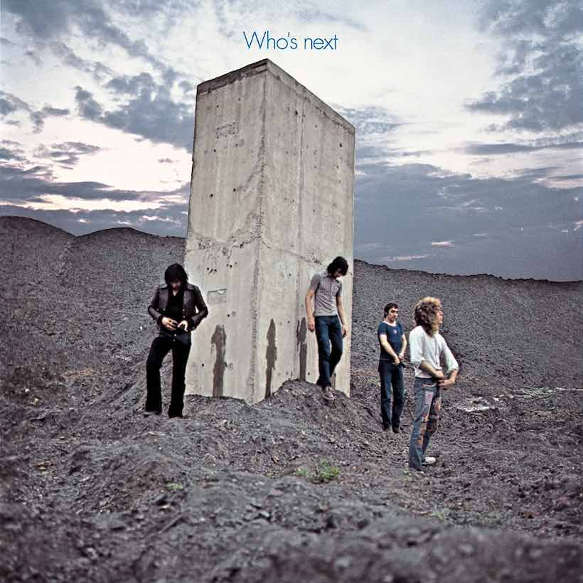 The Who – Who's Next…..Desert Island Albums