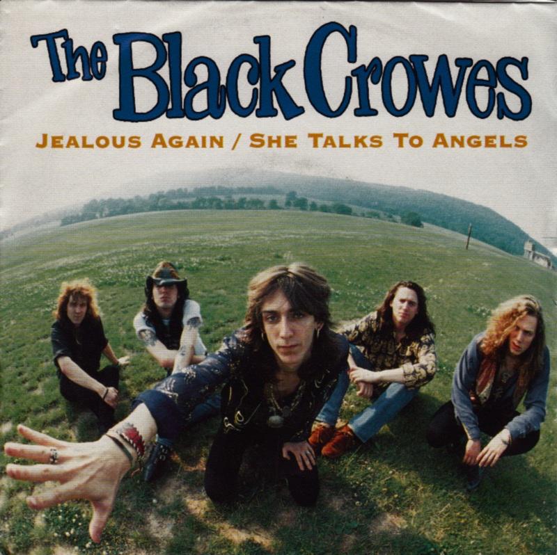 Black Crowes – JealousAgain
