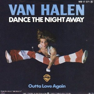 Van Halen – Dance The NightAway