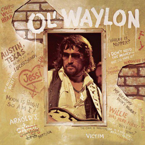 Waylon Jennings – Luckenbach, Texas (Back To The Basics OfLove)