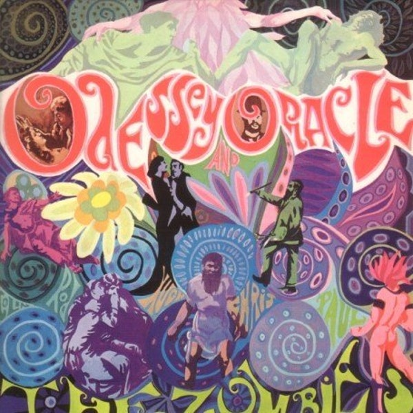Zombies – Odessey and Oracle…Desert Island Albums