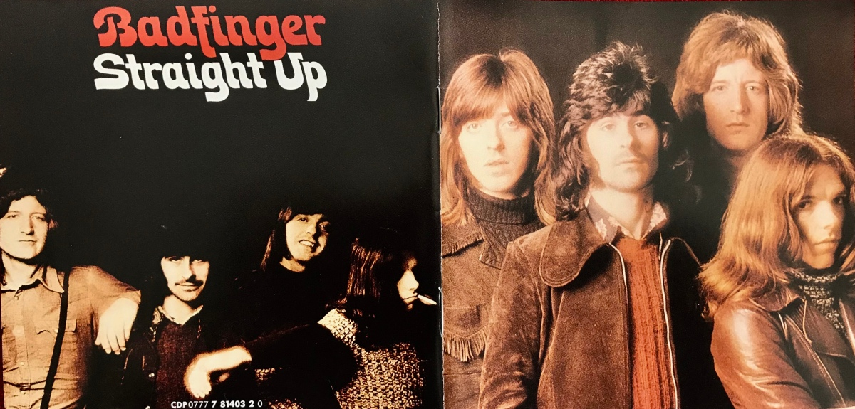 Badfinger – Straight Up