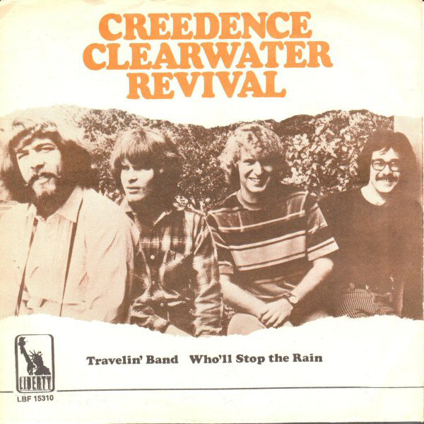 Creedence Clearwater Revival – Travelin' Band