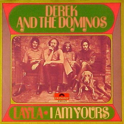 Derek and the Dominos – Layla…Epic Rock SongsWeek