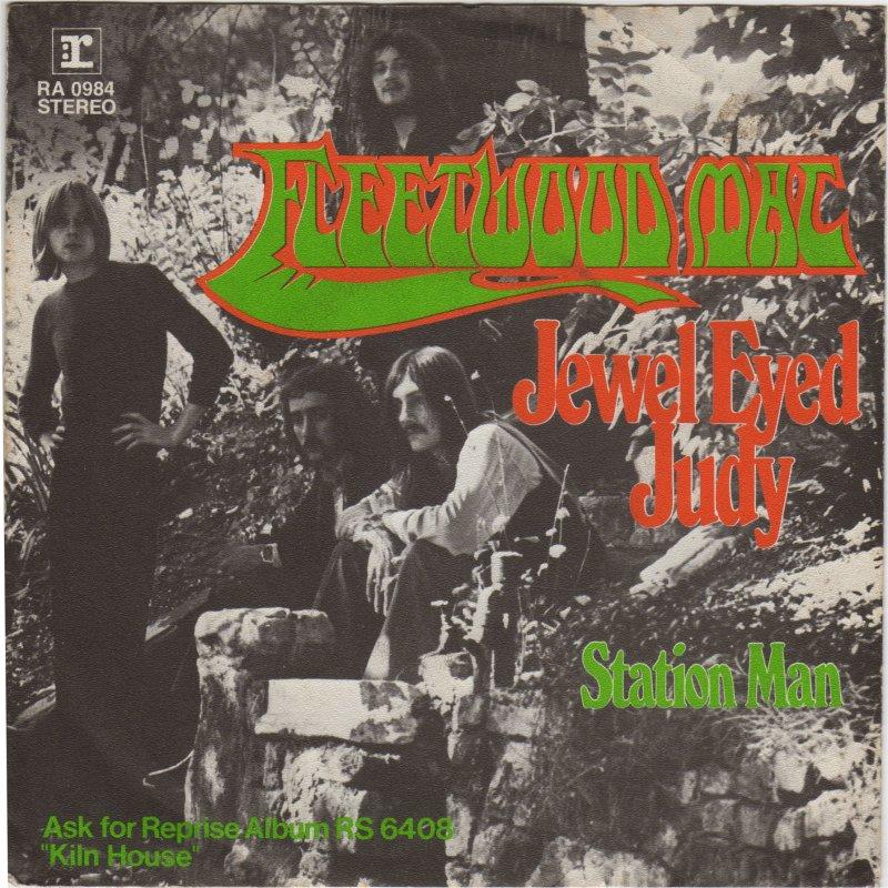 Fleetwood Mac – Jewel EyedJudy