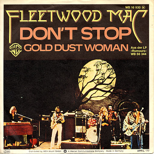 Fleetwood Mac – Gold Dust Woman…Drug Reference Week