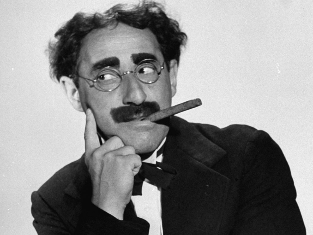 Groucho Marx…August 19,1977