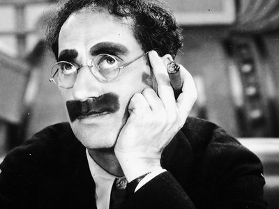 Groucho Marx…August 19, 1977