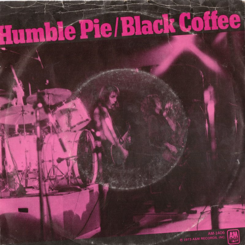 Humble Pie – Black Coffee