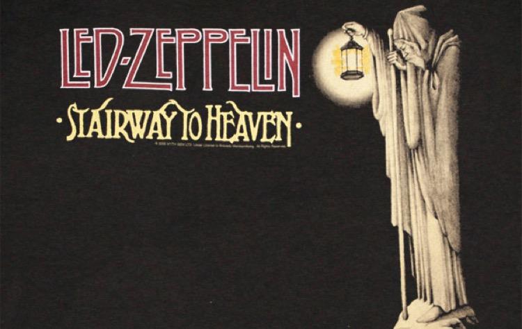 Led Zeppelin – Stairway To Heaven…Epic Rock SongsWeek