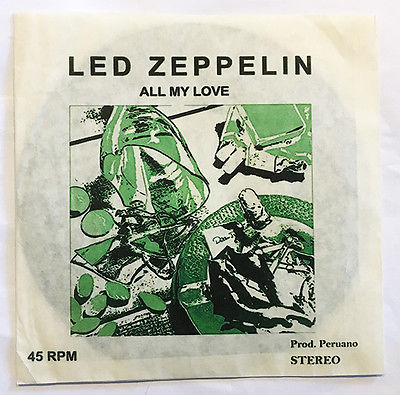 Led Zeppelin – All My Love