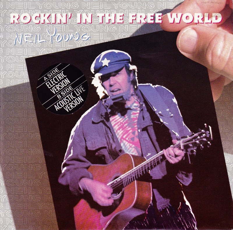 Neil Young – Rocking In A FreeWorld