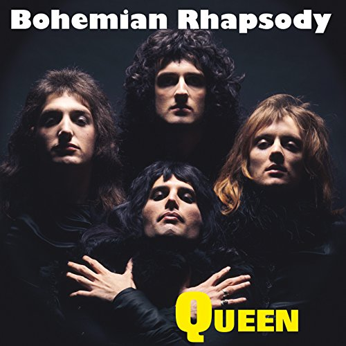 Queen – Bohemian Rhapsody…Epic Rock Songs Week