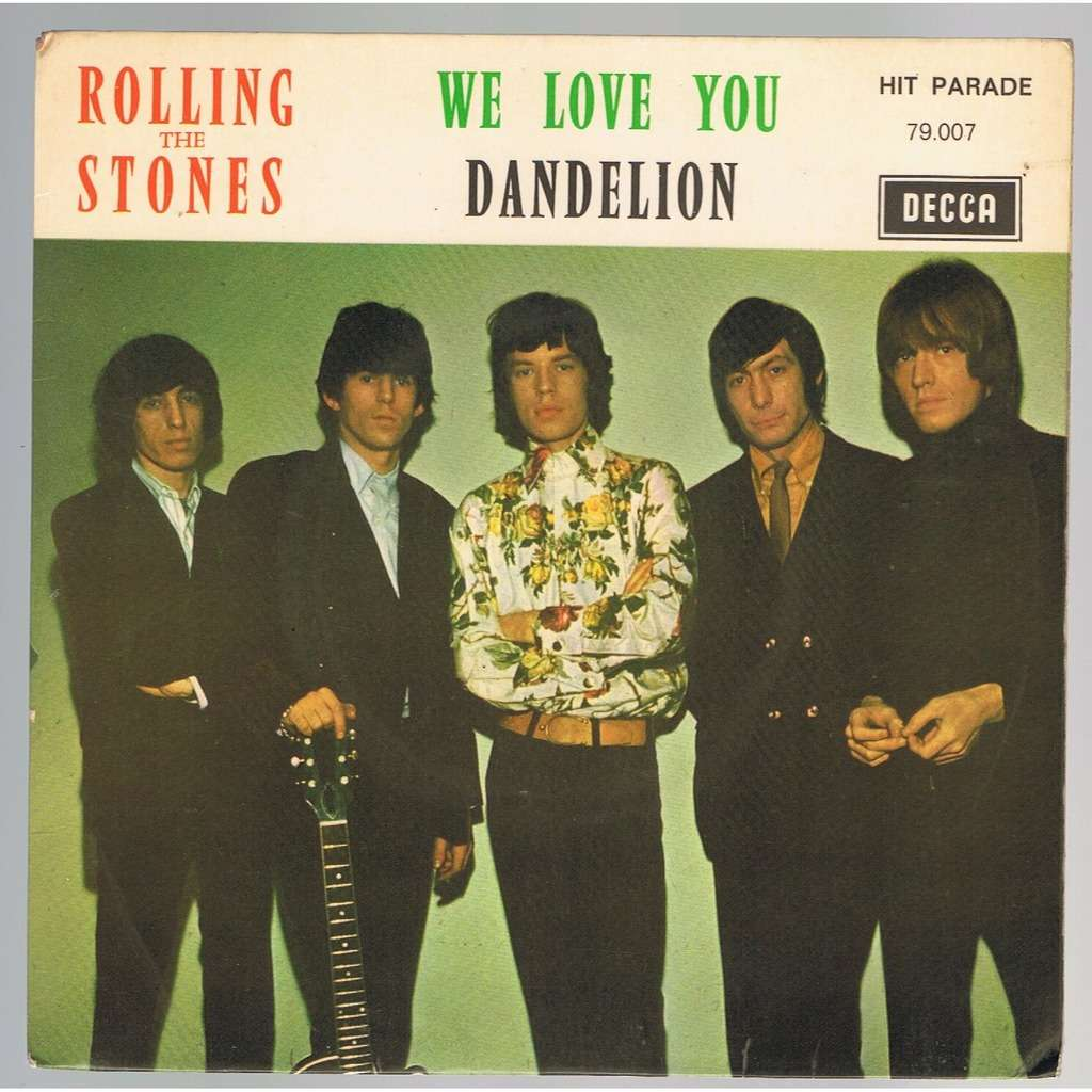 Rolling Stones – We Love You