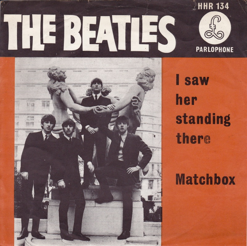 Beatles – I Saw Her StandingThere