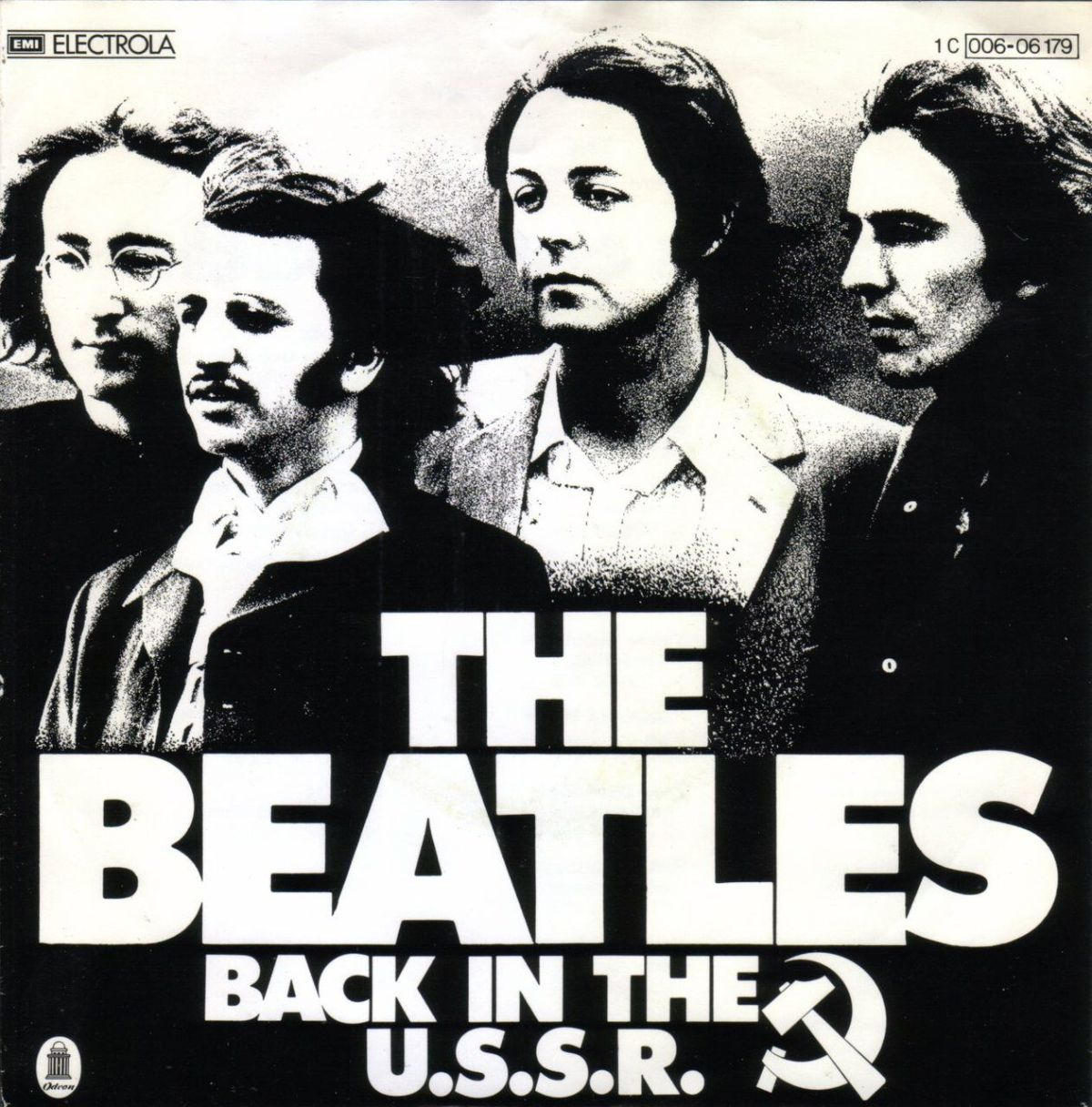 Beatles – Back In The U.S.S.R.