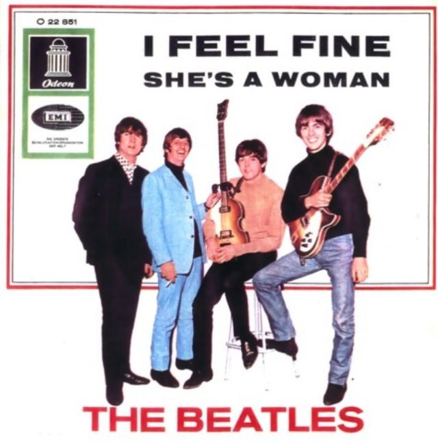 Beatles – I FeelFine
