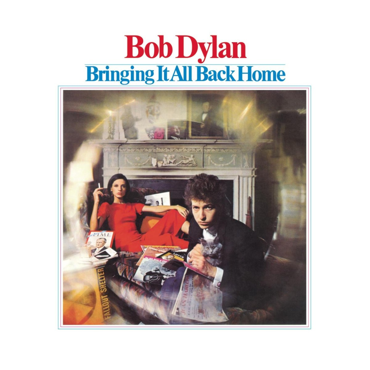 Bob Dylan – Bringing It All Back Home…Desert Island Albums