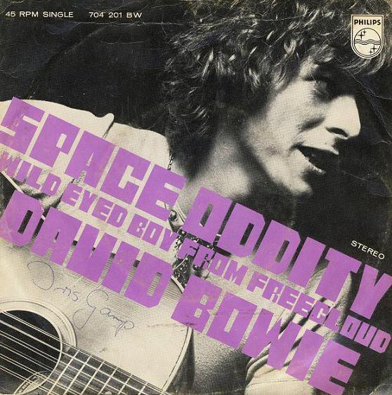 David Bowie – SpaceOddity