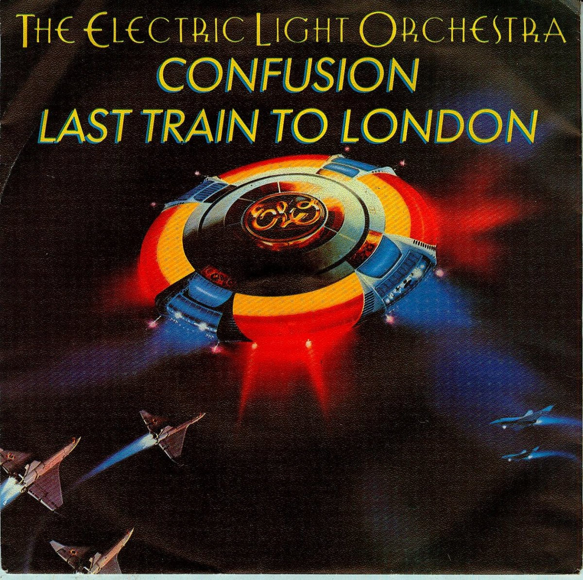 ELO – Last Train To London