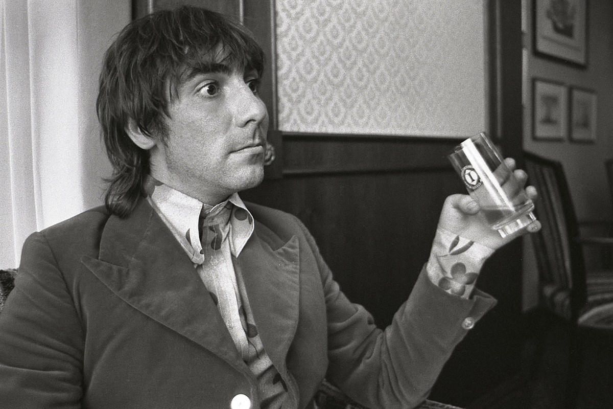 Keith Moon Stories