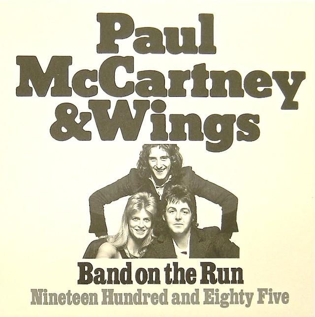 Paul McCartney – Band On TheRun