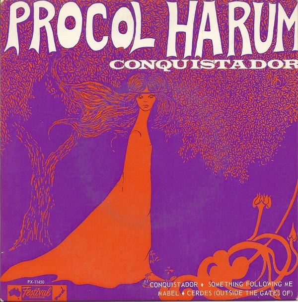 Procol Harum –Conquistador