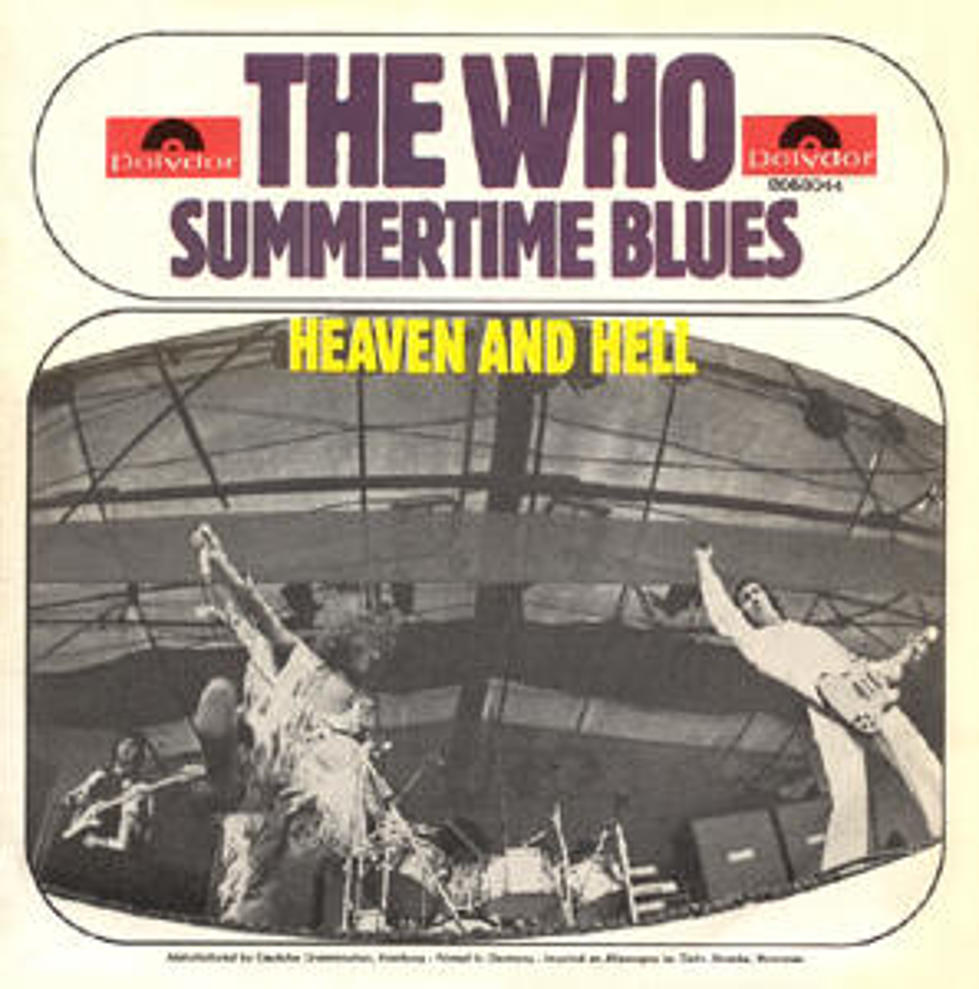 Who – Summertime Blues