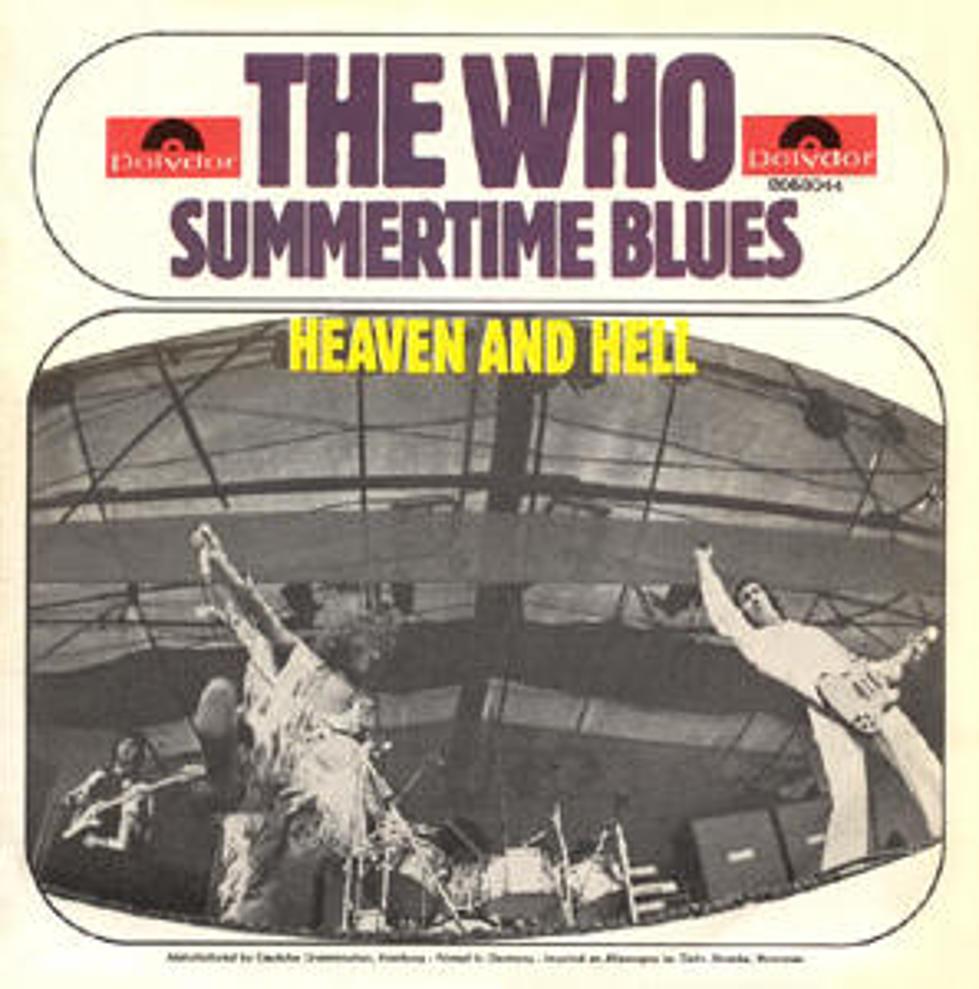 Who – SummertimeBlues
