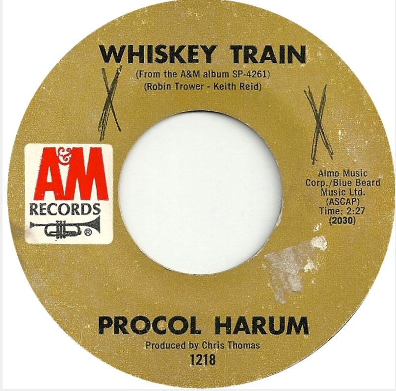 Procol Harum – Whiskey Train