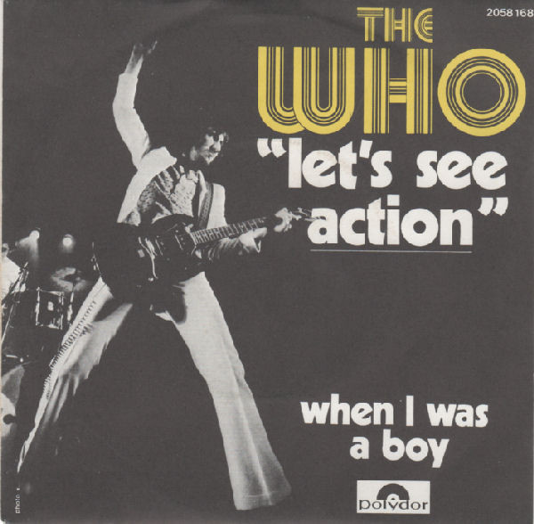 Who – Let's SeeAction