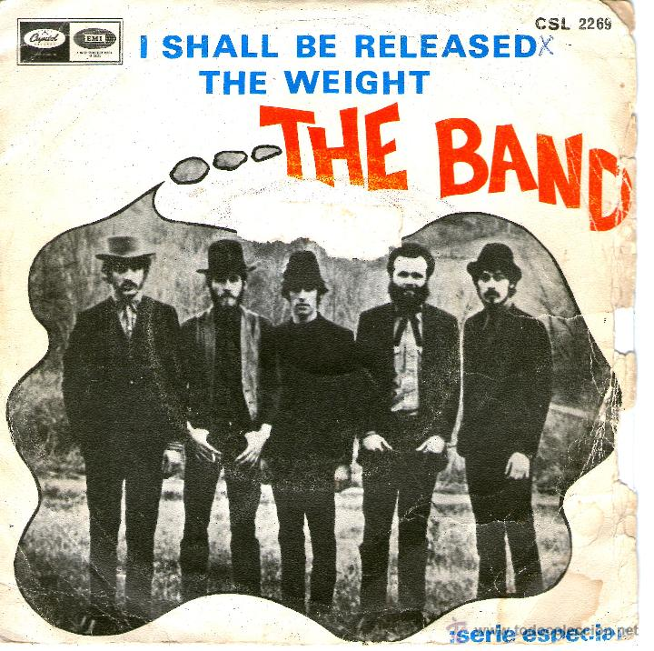 Band – I Shall Be Released