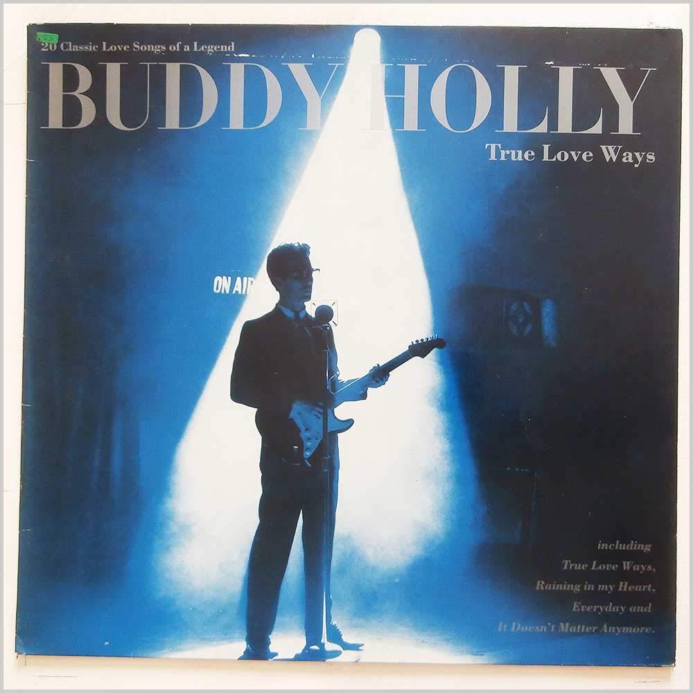 Buddy Holly – True LoveWays