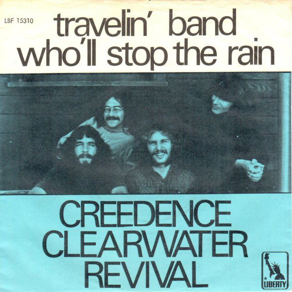 Creedence Clearwater Revival – Who'll Stop TheRain