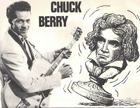 Chuck Berry – Roll OverBeethoven