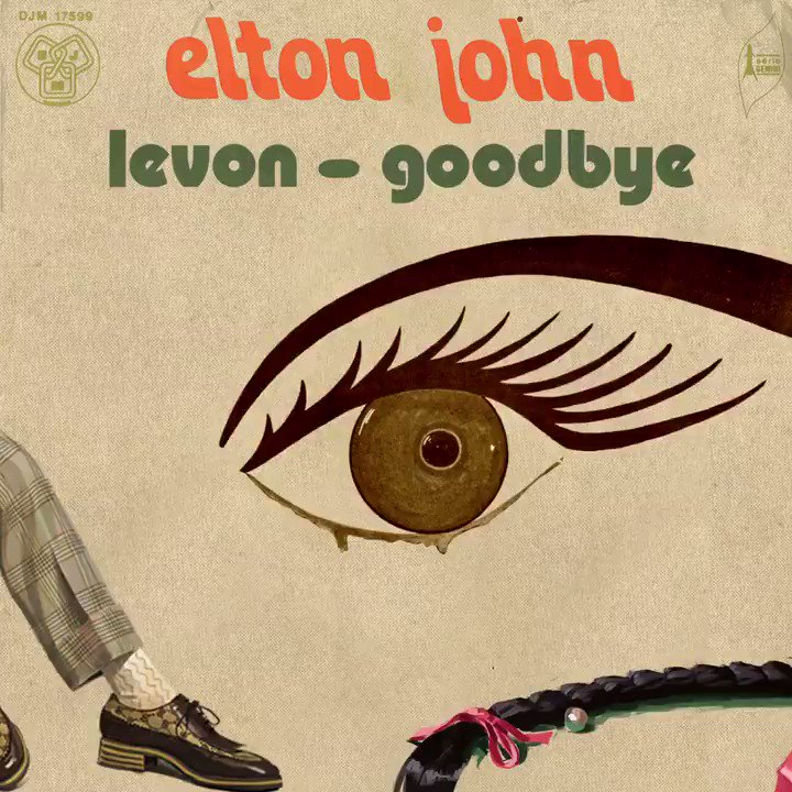 Elton John –Levon