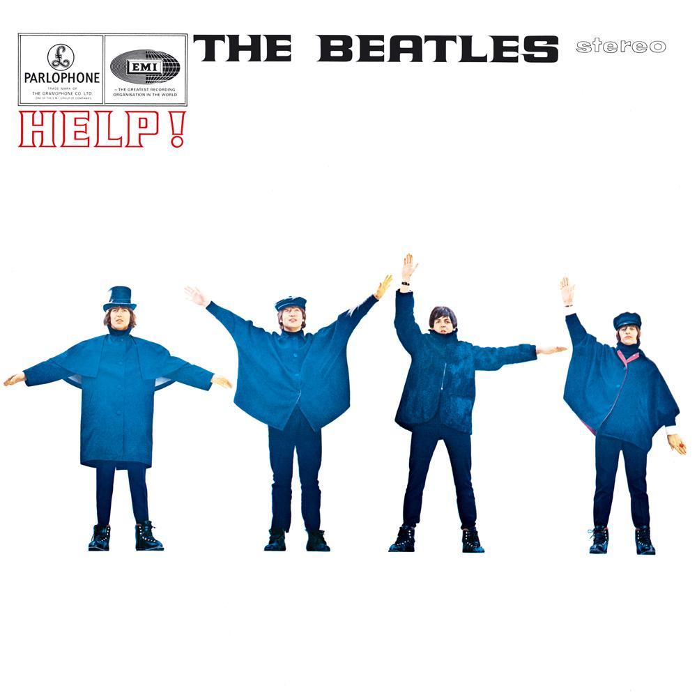 Beatles – Help! Soundtrack Album
