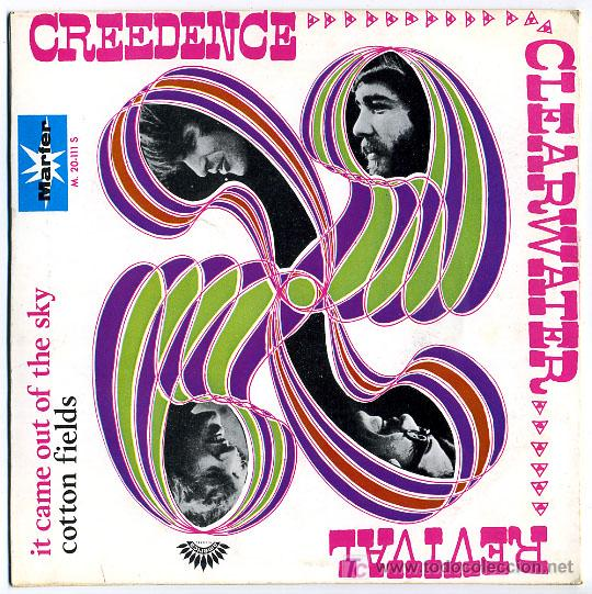 Creedence Clearwater Revival – It Came Out Of TheSky