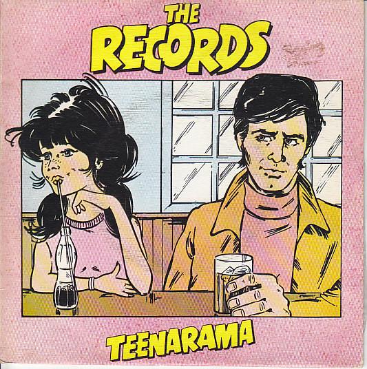 The Records – Teenarama…. Power PopFriday