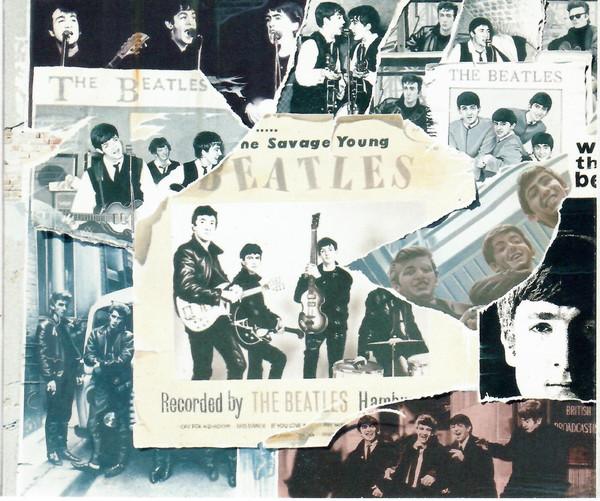 Beatles Anthology 1…Desert Island BoxSet