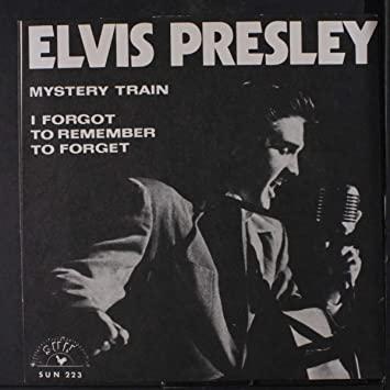 Elvis Presley – MysteryTrain