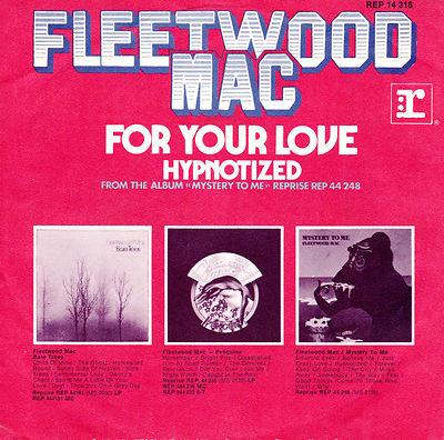 Fleetwood Mac –Hypnotized