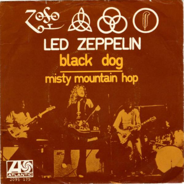 Led Zeppelin – Black Dog