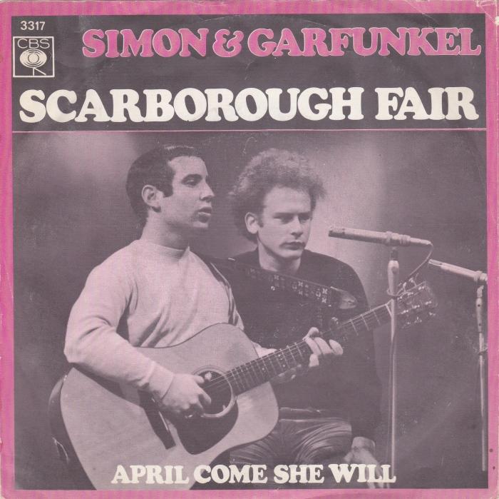 Simon and Garfunkel – April Come SheWill