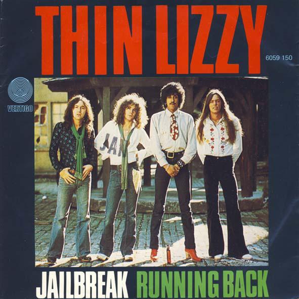 Thin Lizzy –Jailbreak