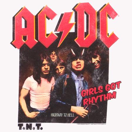 AC/DC – Girls GotRhythm