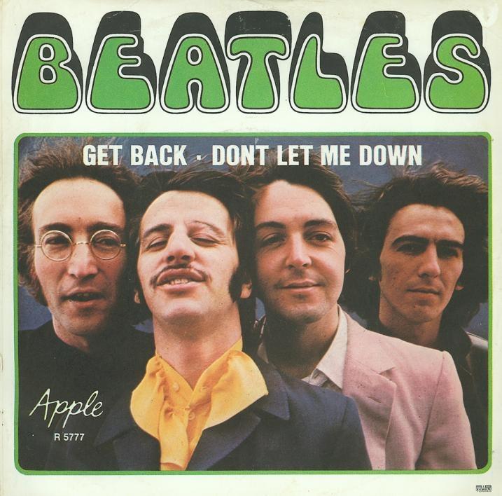 Beatles – GetBack