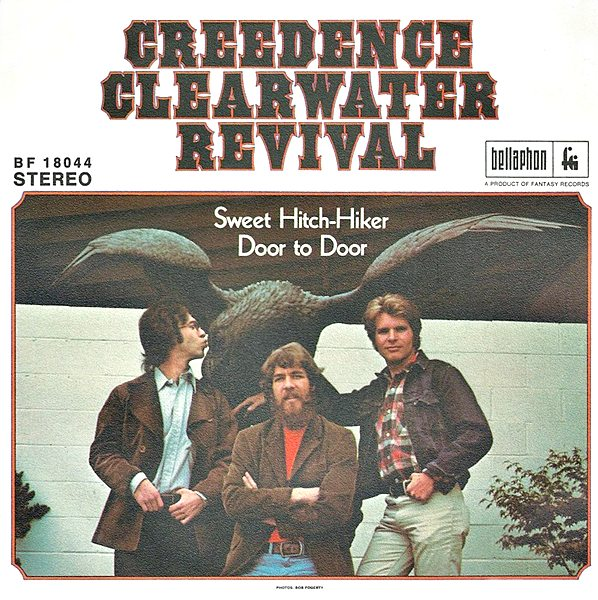 Creedence Clearwater Revival – SweetHitch-Hiker