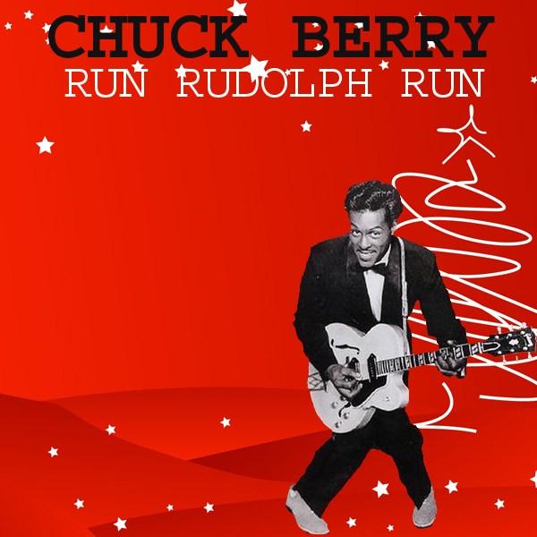 Chuck Berry – Run RudolphRun