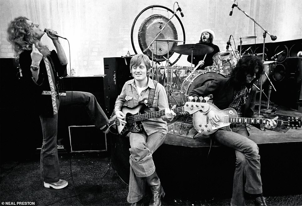 Led Zeppelin – Houses of theHoly